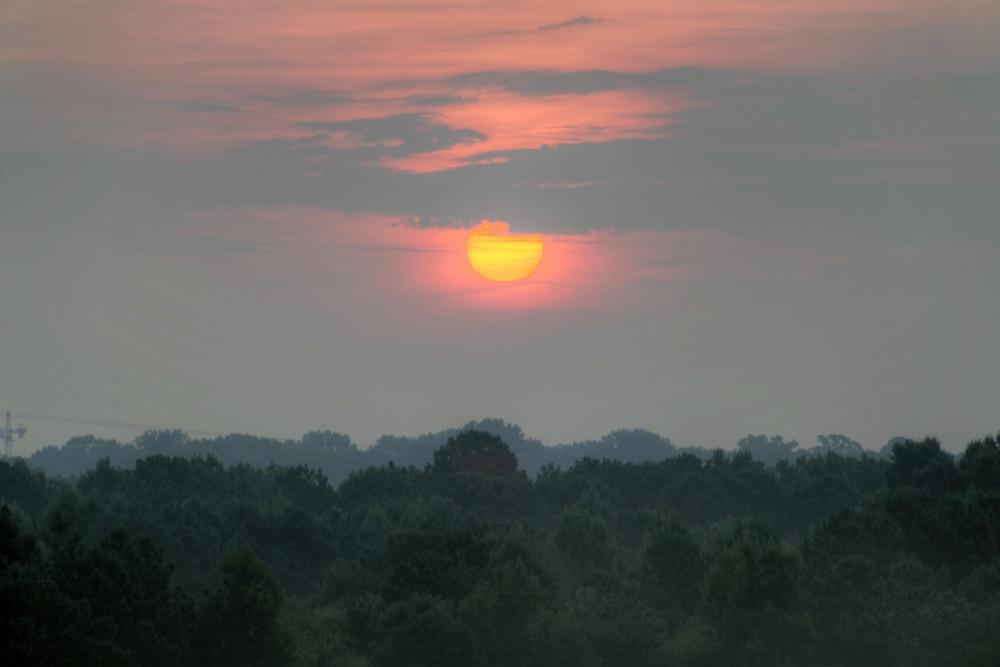 Raleigh Sunrise 20140807