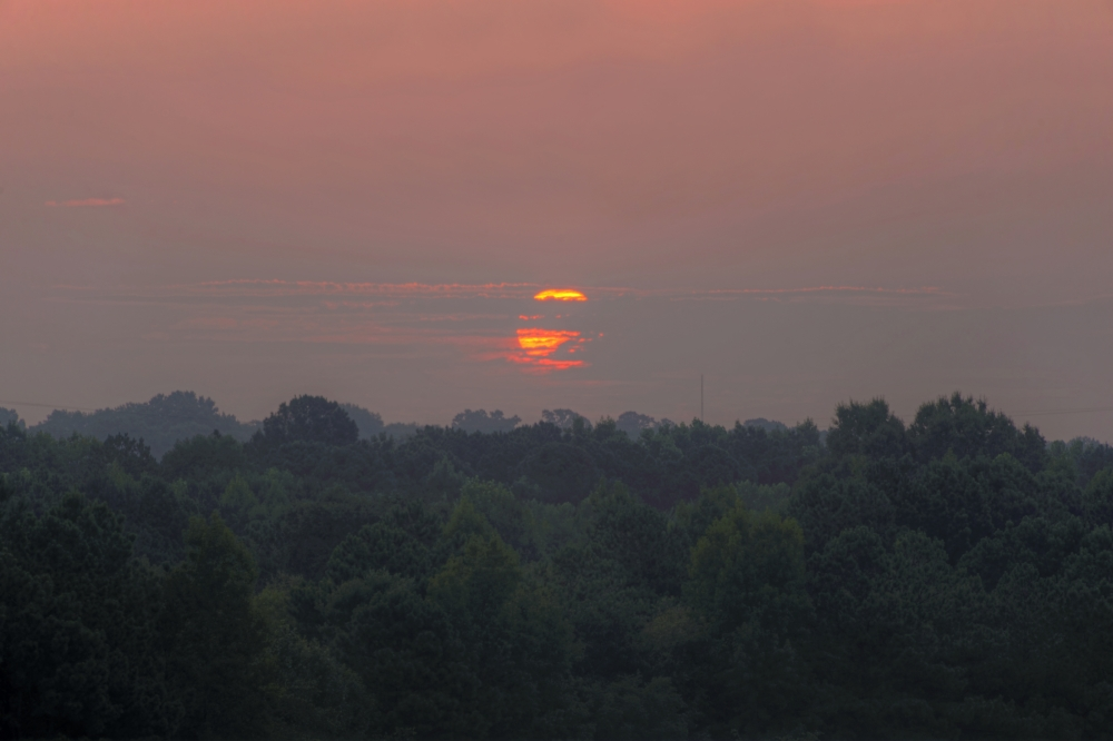 Raleigh Sunrise 20140816