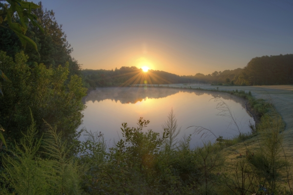Raleigh Sunrise 20140906