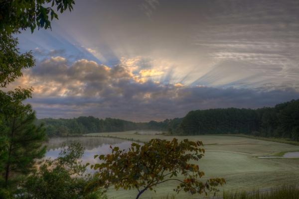 Raleigh Sunrise 20140927