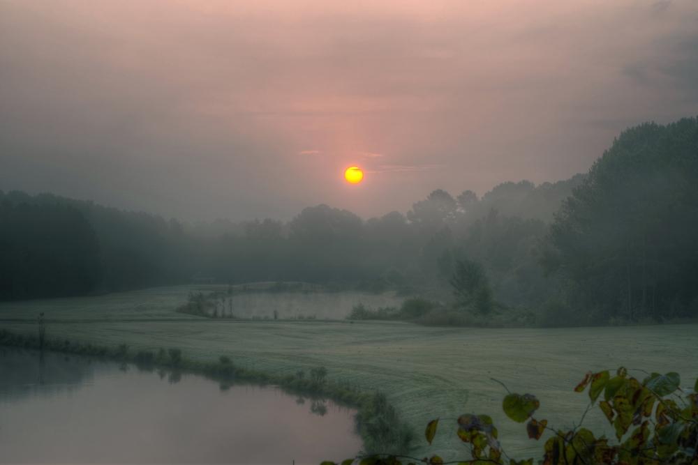 Raleigh Sunrise 20141002
