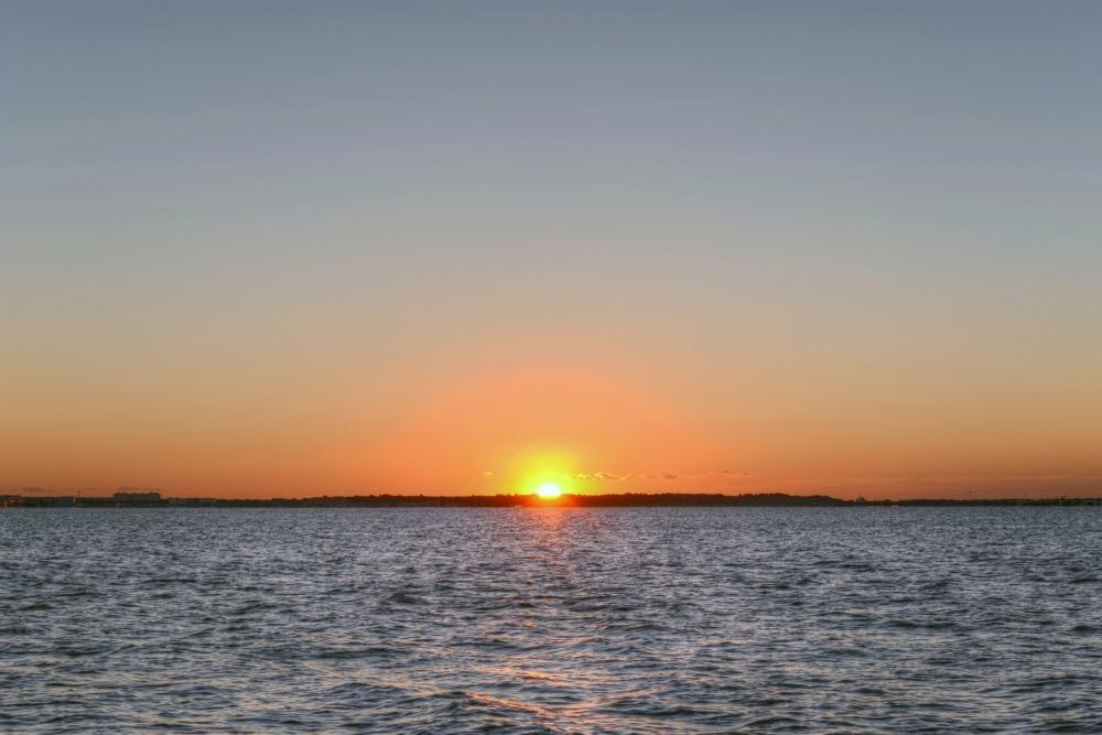 Atlantic Beach Sunrise 20141005