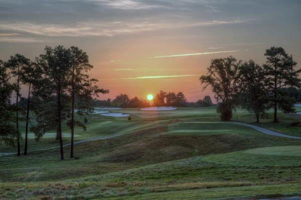 Raleigh Sunrise 20141011