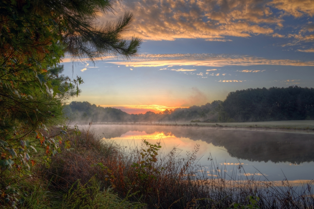 Raleigh Sunrise 20141016