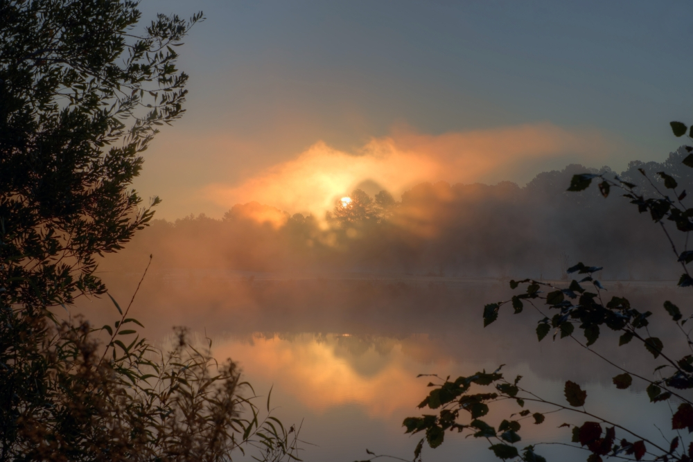 Raleigh Sunrise 20141025
