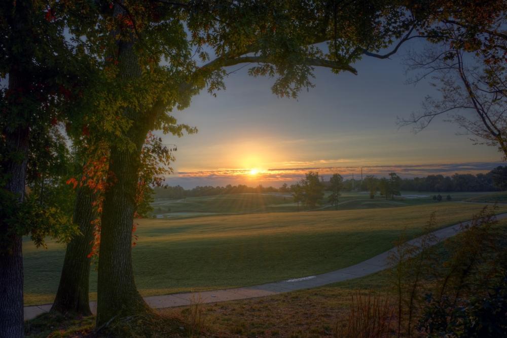 Raleigh Sunrise 20141030