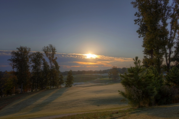 Raleigh Sunrise 20141031