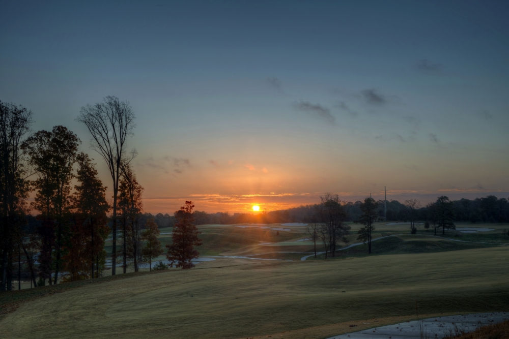Raleigh Sunrise 20141124
