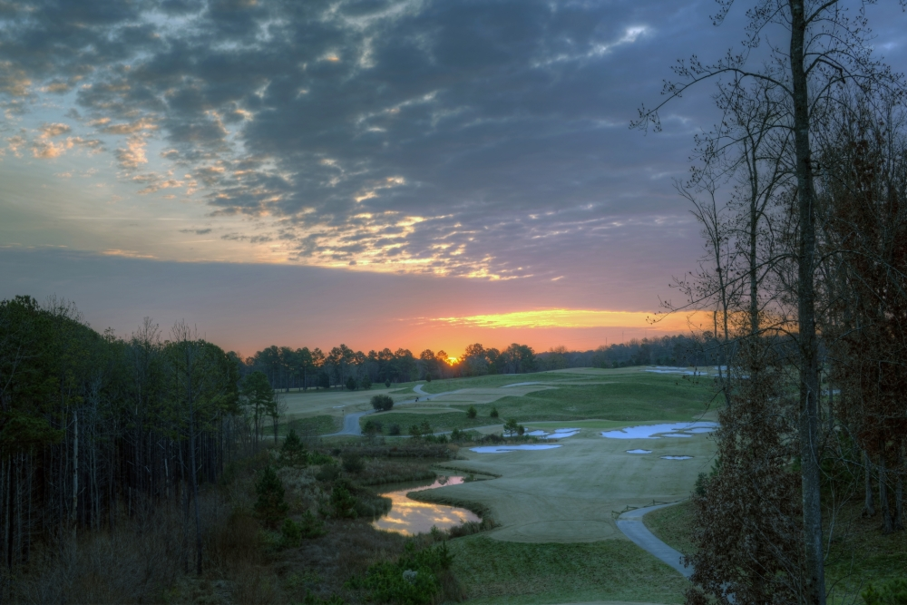 Raleigh Sunrise 20141205