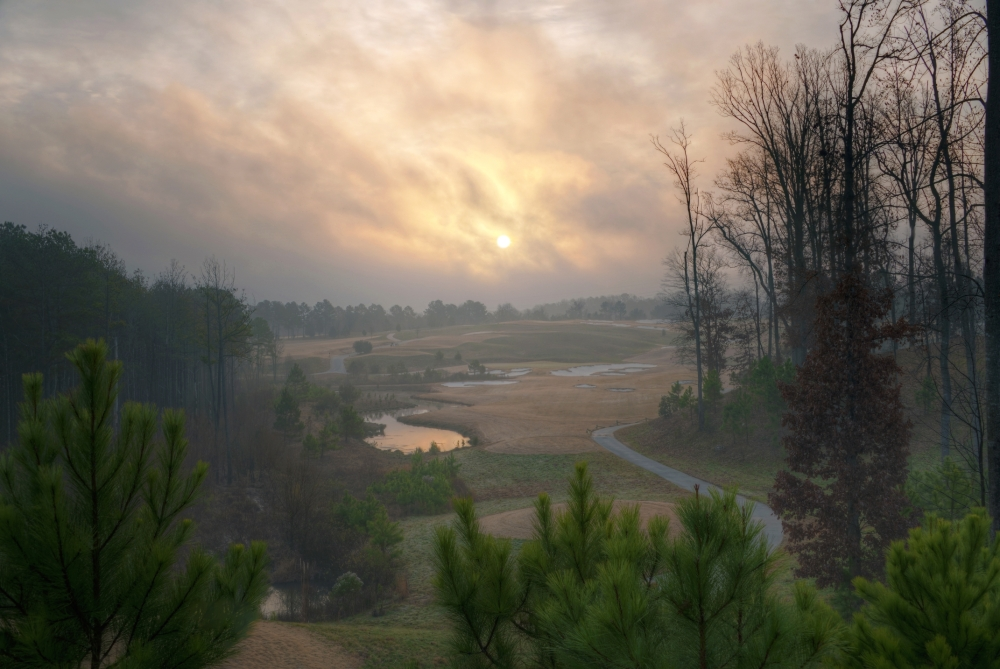 Raleigh Sunrise 20141216