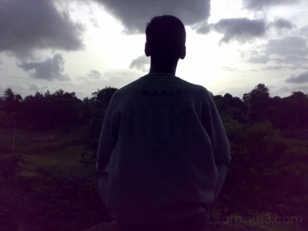 Silence Shadow Peace Elagiri Village Meditate