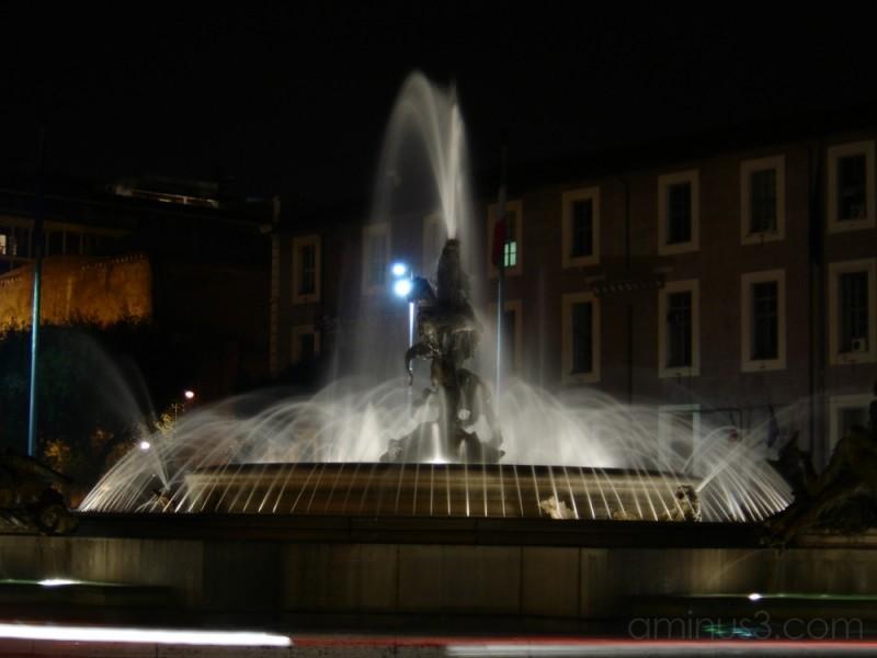 Fountain @ Republica