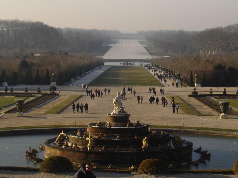 Versailis Palace, Paris