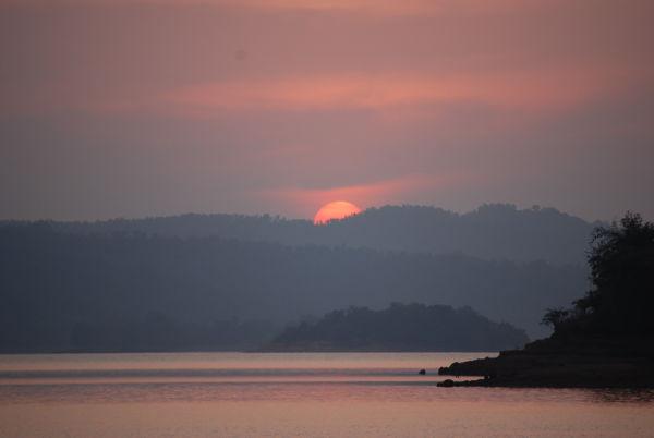 Sunset @ Honnemaradu
