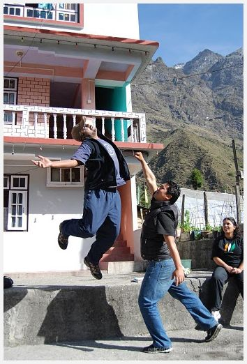 Fun Sikkim India Fight Acting Action