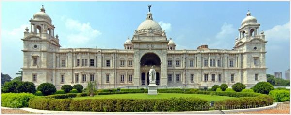 India Kolkata Victoria Memorial