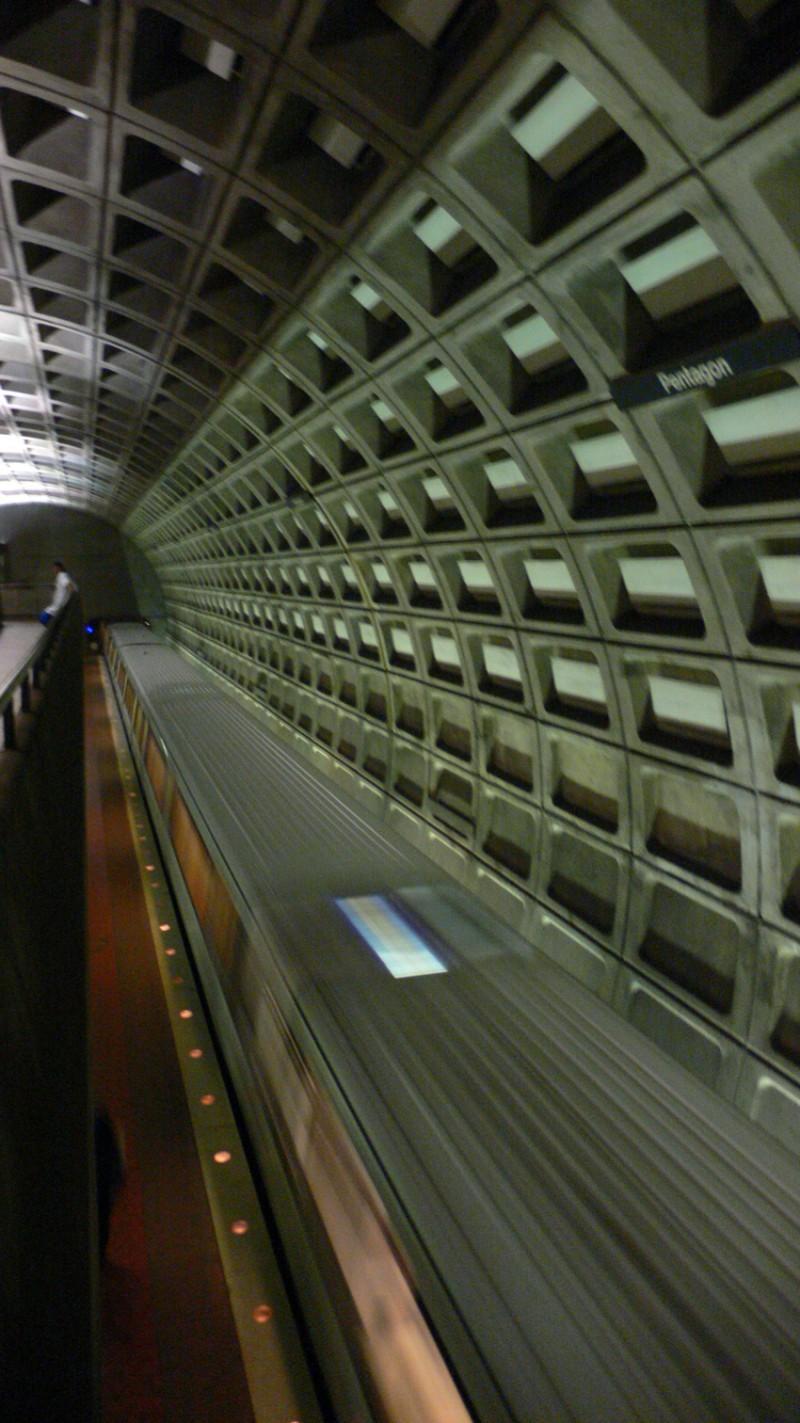 Pentagon Station, Washington DC