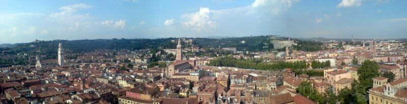 Panoramic Verona