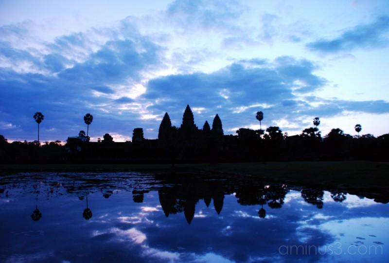 Angkor Blues