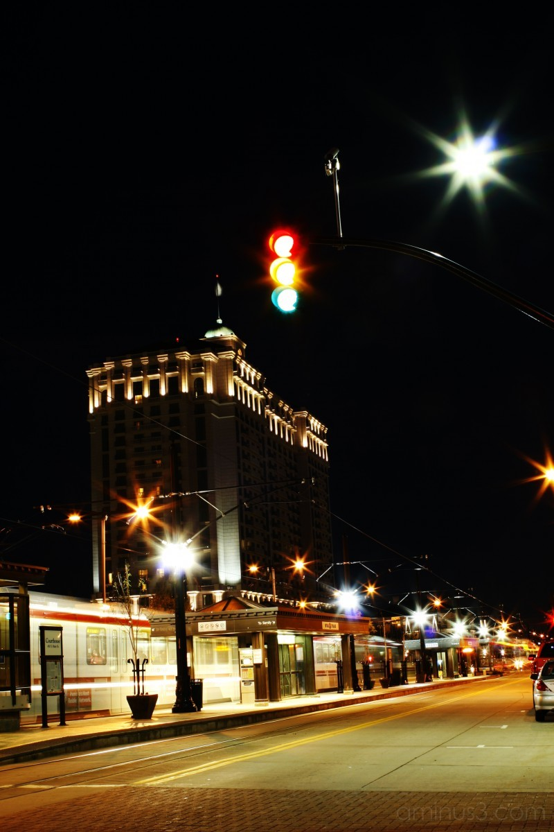 Down Town of Salt Lake City