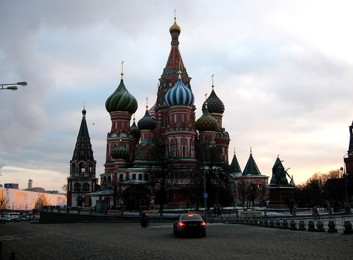 Red Square 2008 #2