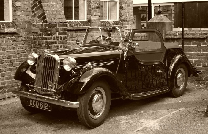 car oldtimer