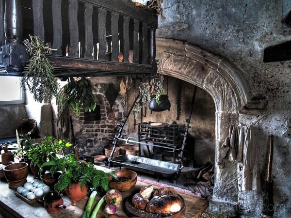 Cinderella´s kitchen