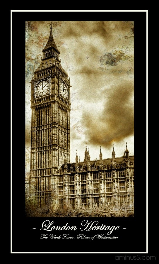 London Heritage: The Clock Tower