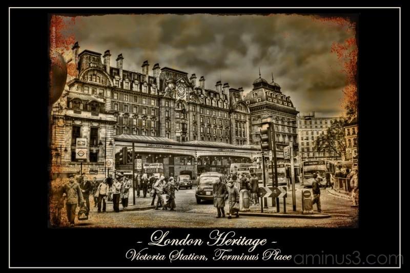 London Heritage: Terminus Place