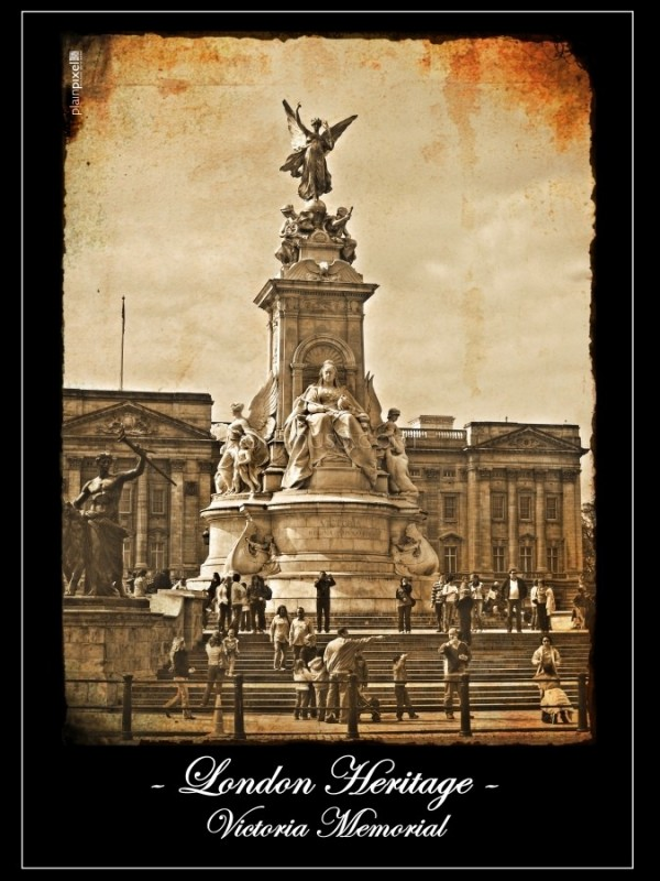 London Heritage: Victoria Memorial