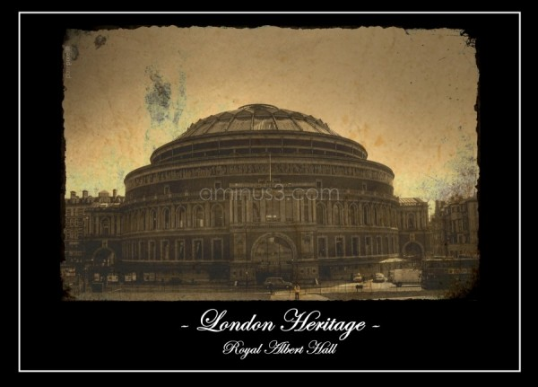 London Heritage: Royal Albert Hall