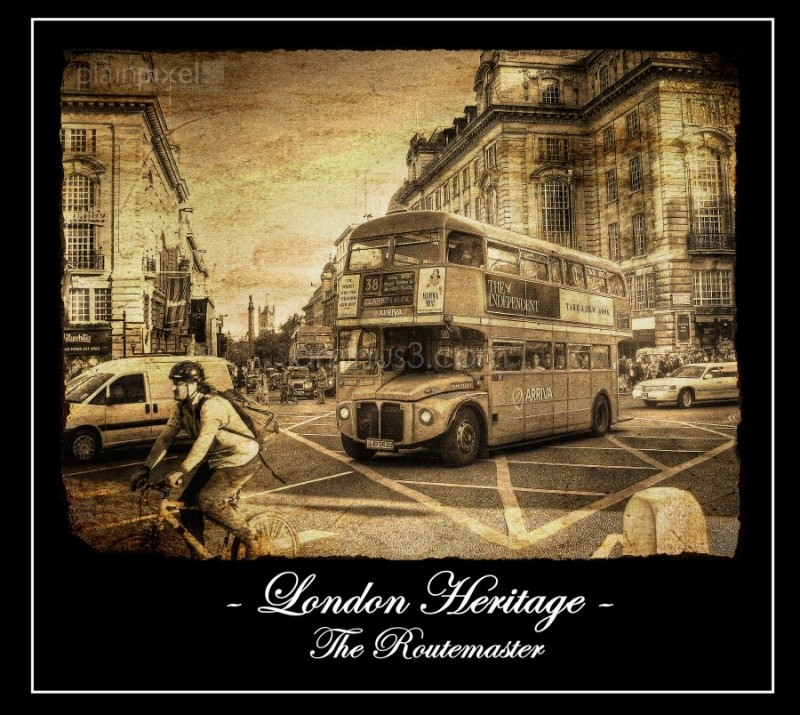 London heritage: The Routemaster