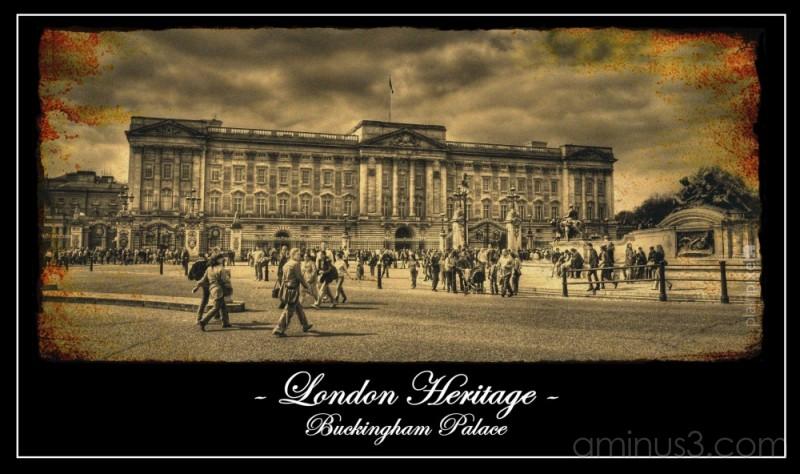 London Heritage: Buckingham Palace