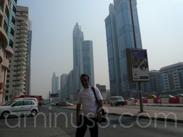 Dubai skyscrapers towers