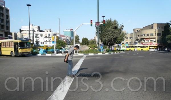 همکاری زمین و آسمون برای آلودگی تهران
