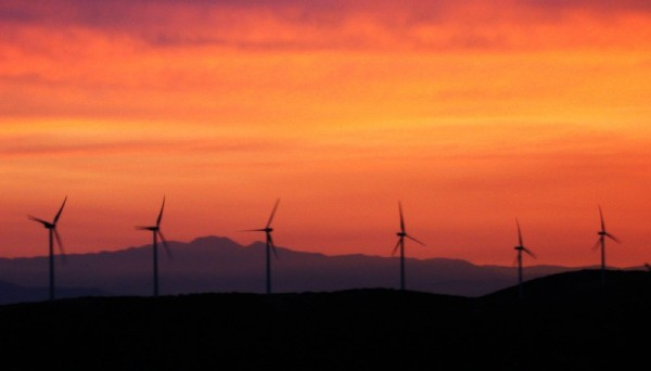 wind generators Kranidi Argolida