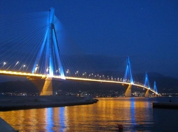 suspension bridge Rio