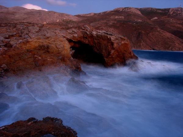 tempest Mani Greece