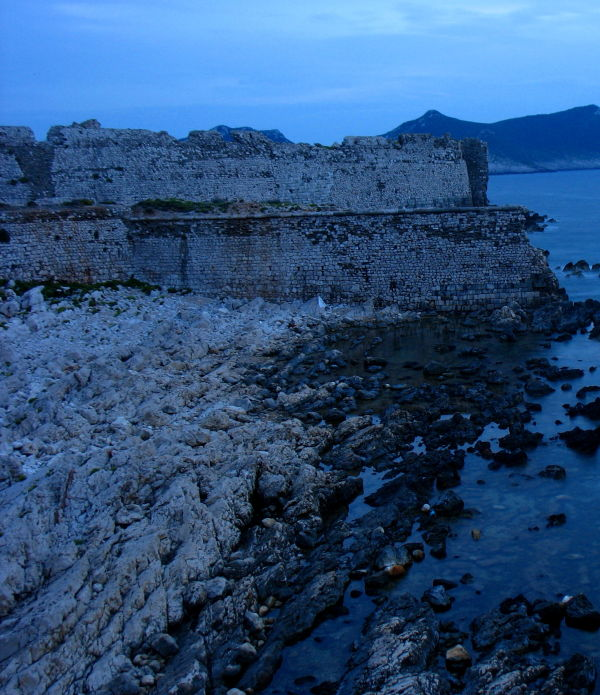 castle Methoni Peloponnese
