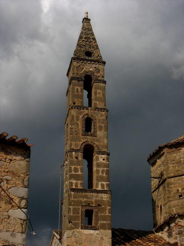 castle kardamyli mani Peloponnese