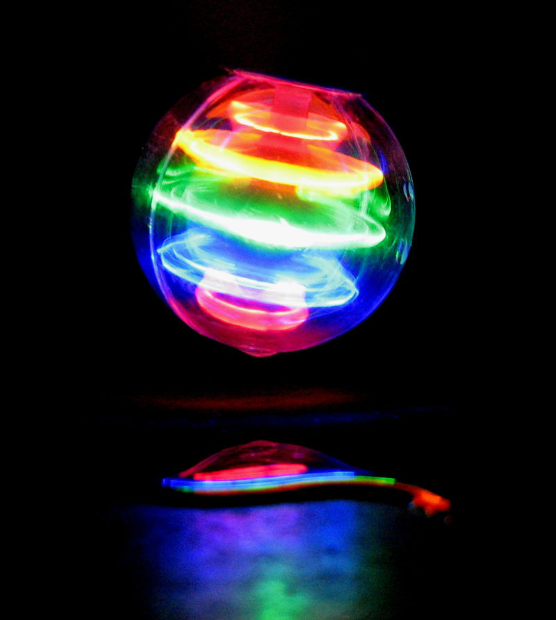 color lights toy