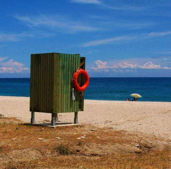 agii Saranta beach pelion magnisia greece