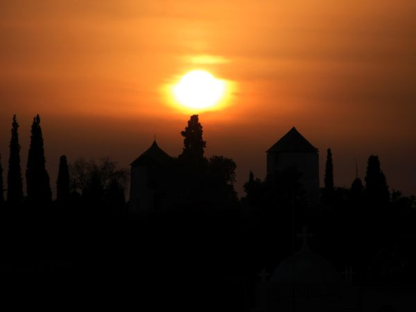 sunset kranidi