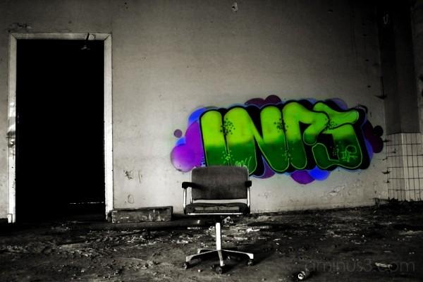inps graffiti brugge urban exploration