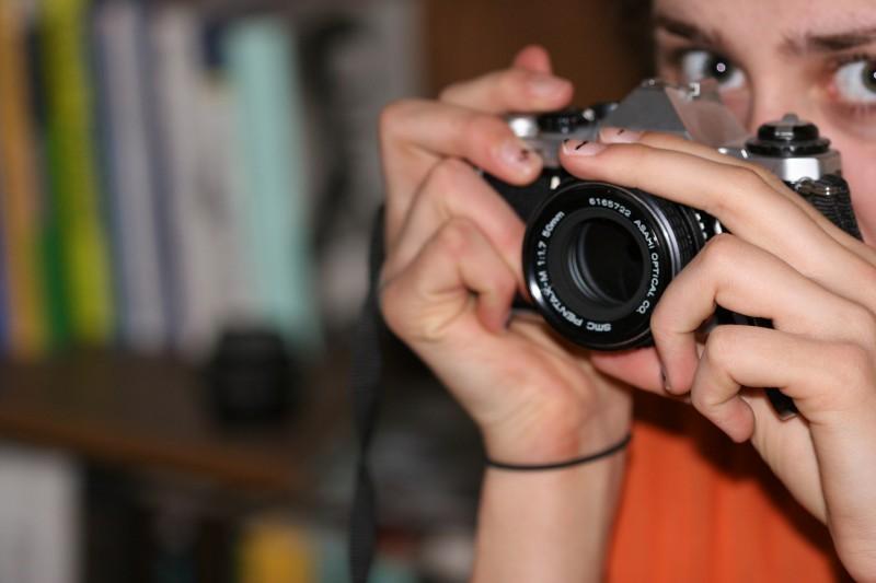 Sarah Guck Camera Photography Dan Dredger