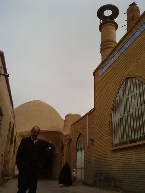 Jameh Mosque of Damghan