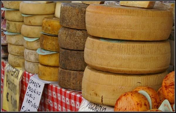 Pecorino, Cheese, Tuscany, Schafskäse