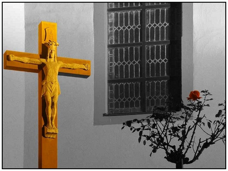 on the occassion of Good Friday