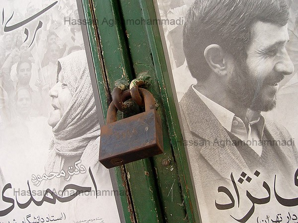 Presidential Election Campaigh, Tehran-Iran