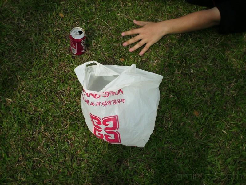 grab your coke!
